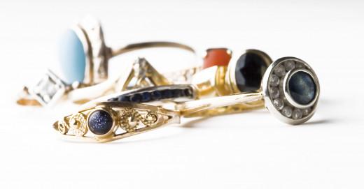 Pawn Shop Jewelry