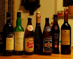 Calories in Alcoholic Drinks - Calorie Chart for Alcohol Beverages