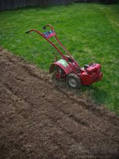 Tilling a garden before planting seeds is vital in producing fruits, vegetables and even flowers. Tilling the ground is very helpful in growing plants.