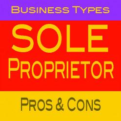 Business Types: Sole Proprietor