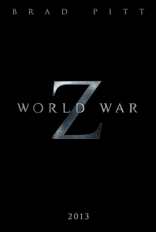 Teaser poster for World War Z (2013)