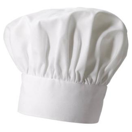 Let the kids know they will be cooking by sending them a chefs hat!