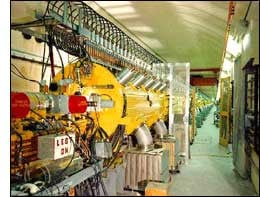 Whether for particle physics (Linear Accelerator pictured) or special conditions of chemistry, or mechanics eg air-conditioning, often there is a purpose for creation of an industrial Vacuum