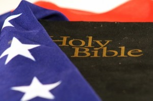 At one time, this would have been a common image!  With God's Word, our nation cannot fail!