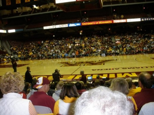 The Gopher basketball team has been the talked about thing since Tubby Smith came to town.