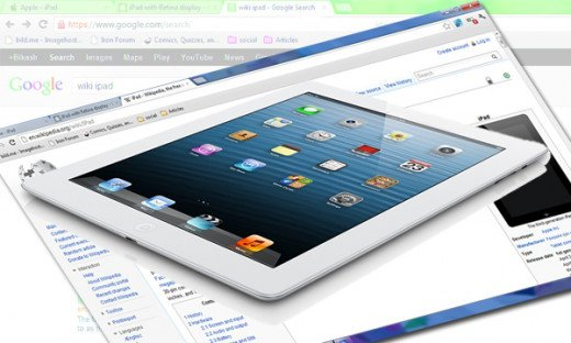 iPad for Web Surfing