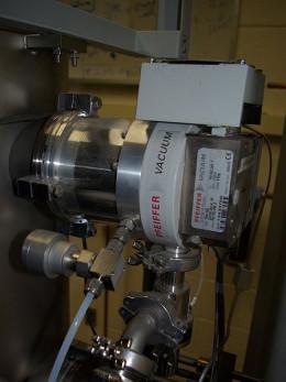 mounted turbo pump