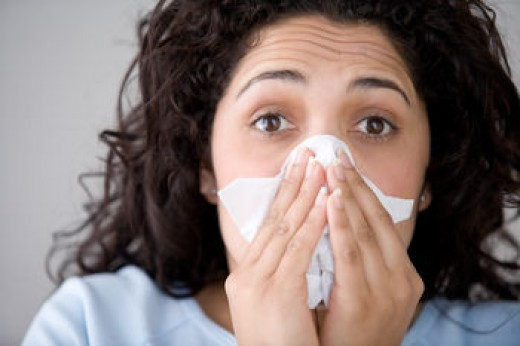 Do you have the flu? Use these tips to help get rid of it.