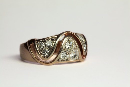 Do you want your wedding band to have diamonds or other gemstones?