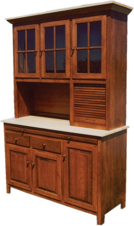 Vintage Reproduction Kitchen Cabinet