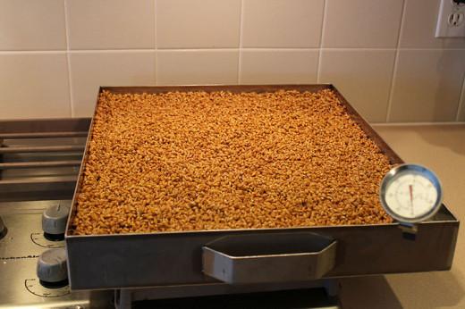Reproduction Stove Top Drying Pan