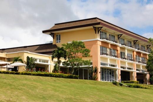 Taal Vista Hotel in Tagaytay
