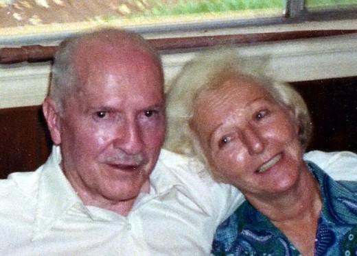 Mr & Mrs Heinlein, 1980