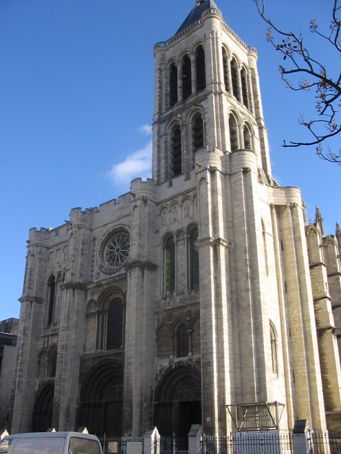Royal Saint-Denis Basilica, Seine-Saint-Denis, France