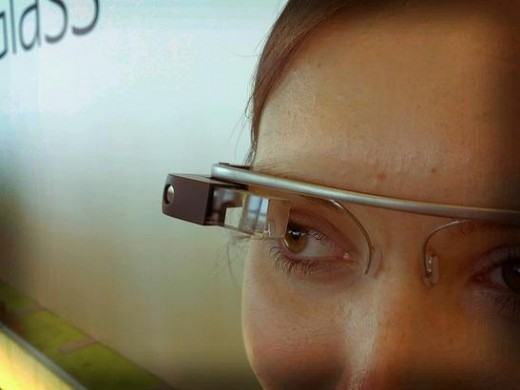 Google Glass brings augmented reality to our retinas in 2014. This new technology has the potential to change society as we know it.