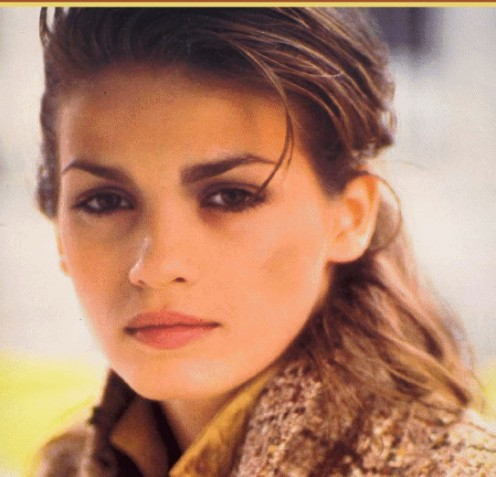 The real Gia Marie Carangi