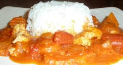How to Cook Kalderetang Manok or Chicken Caldereta a Wonderful Filipino Dish