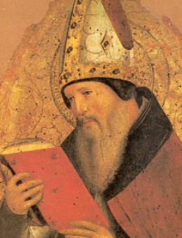 St Augustine of Hippo.  If you haven't read him, do.  Many people begin with his Confessions, but his City of God is fascinating.