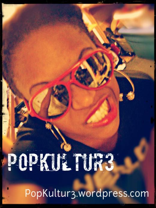 #kultur3shock the final image in the PopKultur3 Campaign