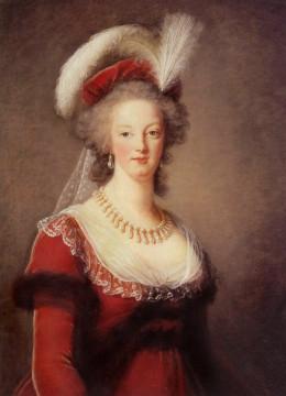 Queen Marie-Antoinette, 1755-1793, by Elizabeth Vigée Le Brun