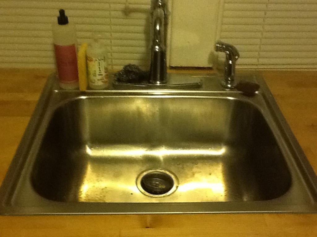 how to fix a sink leak hubpages. Black Bedroom Furniture Sets. Home Design Ideas
