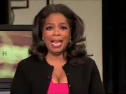 Really Oprah, you too?!