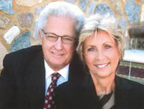 Mr. and Mrs. David Green Founder and owner of Hobby Lobby