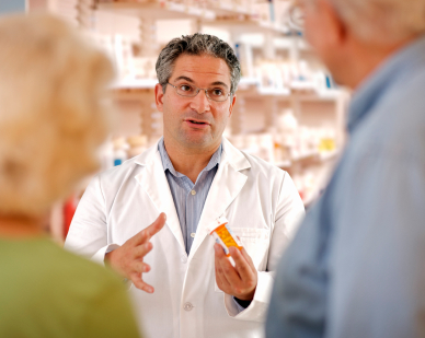 Because of their in-depth knowledge of medications, pharmacists are the best health professionals to go to for drug consultations.