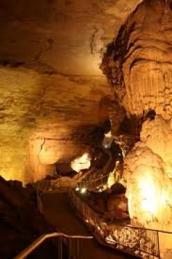 Rickwood Caverns State Park in Warrior, Alabama
