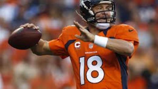 .....and the quarterback
