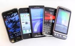 smart phones in 2013