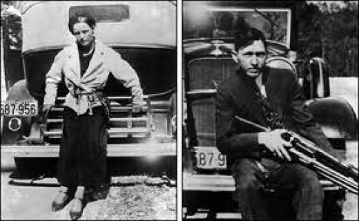 Bonnie Parker/Clyde Barrow