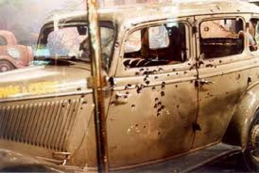 The Barrow V-8 Where Bonnie and Clyde Died