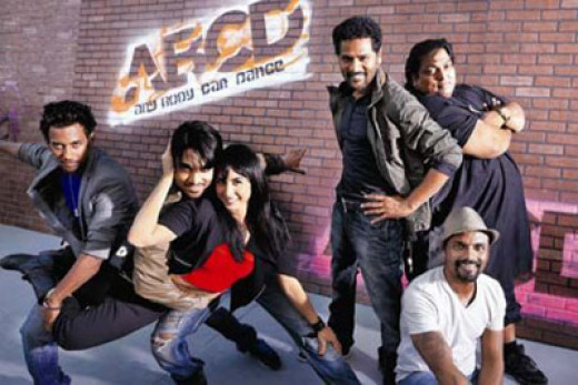 Image of ABCD Anybody Can Dance