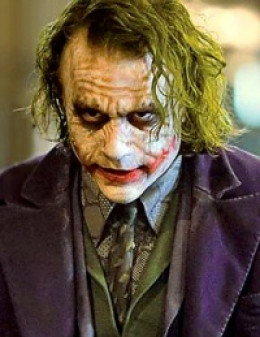 The Joker will go down as one of Nolan's best creations.