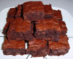 Making any Brownies Fudgier!