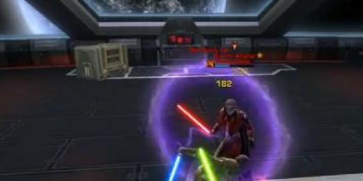 Defeating Darth Angral will decide the fate of the Jedi