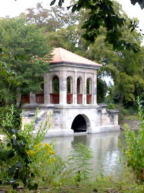 Birkenhead Park Boathouse