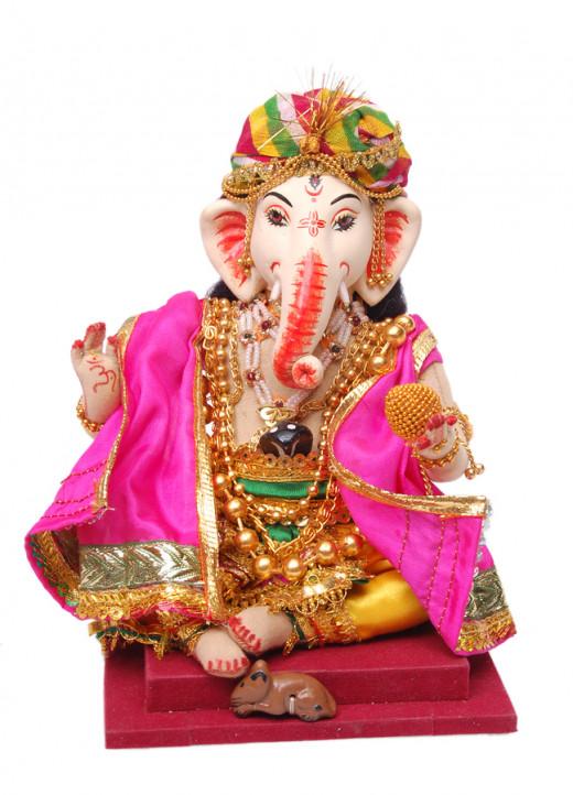 Aum Gan Ganpataye Namaha