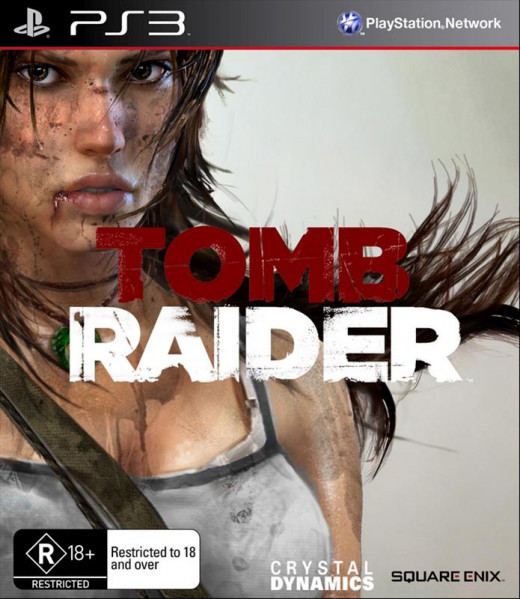 Box art for Tomb Raider (2013)