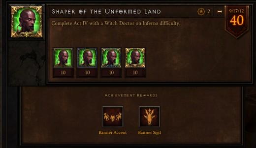 Shaper of the Unformed Land