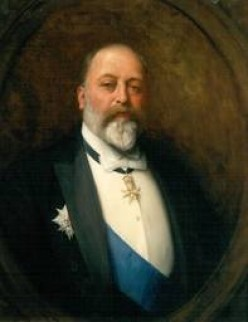 "King Edward VII and the Entente Cordiale. When the ""Caressor"" became the ""Peacemaker"""
