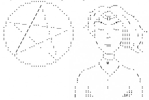 Found in the ASCII art Google Group.