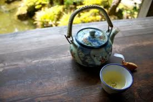 Drinking Green Tea to Increase Fertility