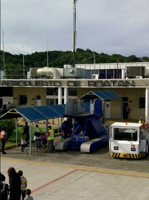 Roatan International Airport