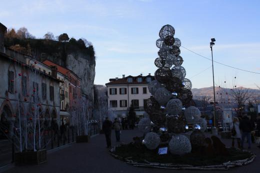 Arona Center, Lago Maggiore, Italy