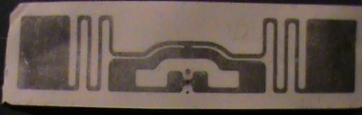 RFID TRACKING CHIP