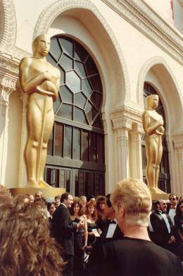The prestigious Academy Awards ceremony