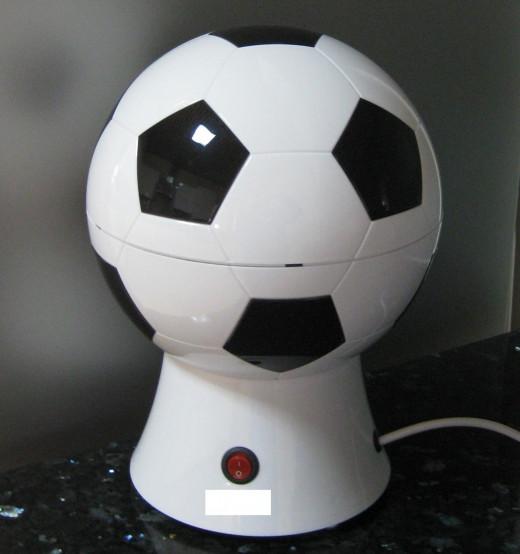 Football Popcorn Maker