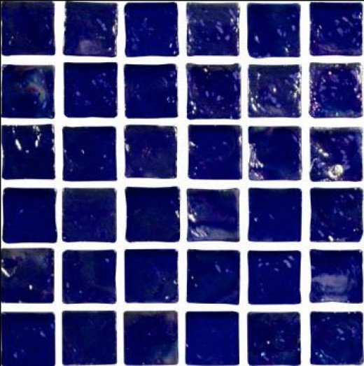These lovely glass mosaic tiles offer luxury and depth to a kitchen or bathroom.